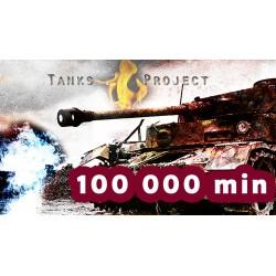 100 000 min of premium account