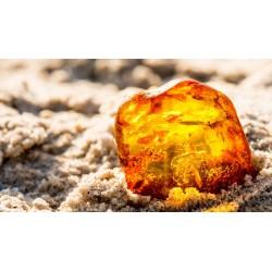 10 grams of amber